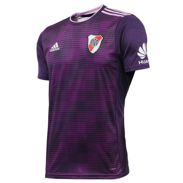 Camiseta River Plate Replica Tercera 2018-19 Purpura